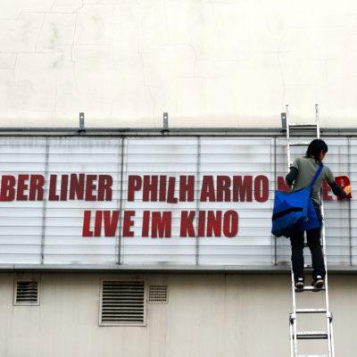 Berliner Philharmoniker im Kino