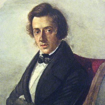 Frédéric Chopin, Zeichnung von Maria Wodzińska, 1836