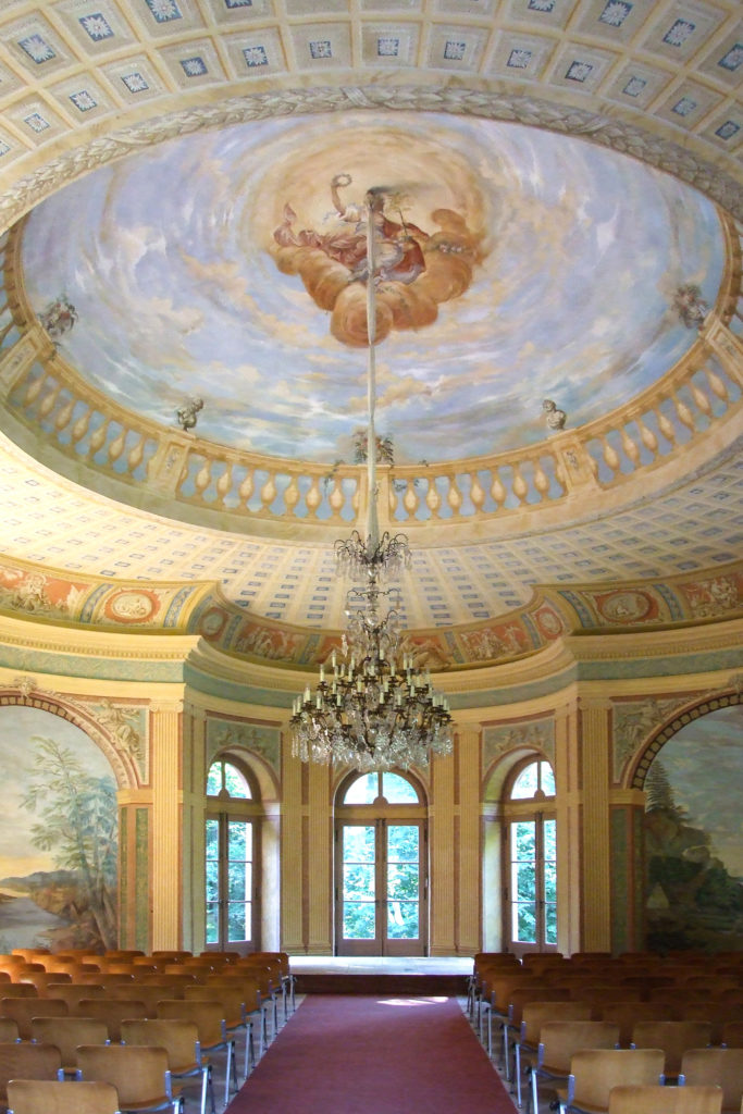 Festsaal im Park Schönbusch