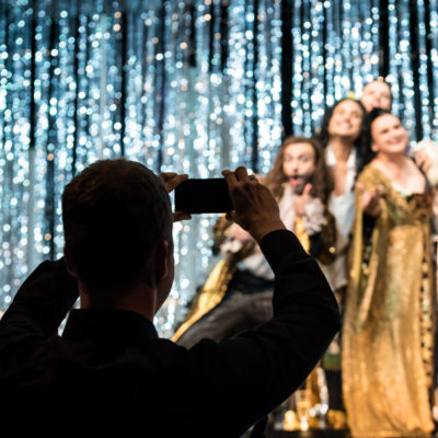 """Szenenbild aus """"Berenice, regina d'Egitto"""""""