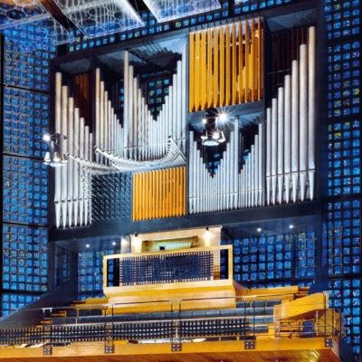 Orgel der Kaiser-Wilhelm-Gedächtniskirche