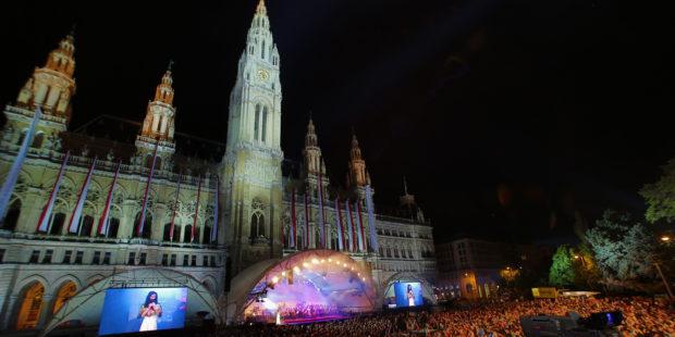 Eröffnung der Wiener Festwochen