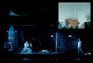 "Szenenbild aus ""Les contes d'Hoffmann"""