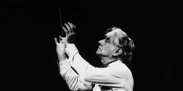 Leonard Bernstein 1985