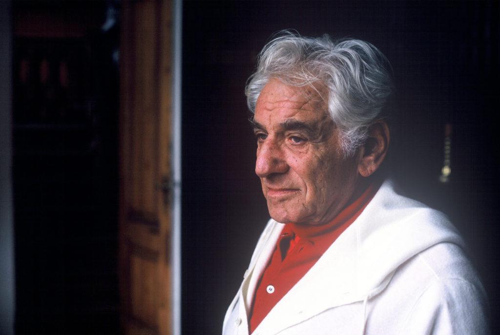 Leonard Bernstein, 1987