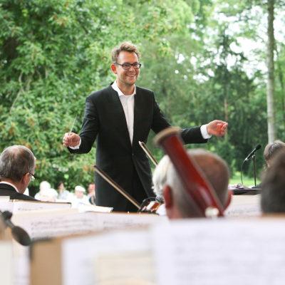 Opern Air-Konzert der Mecklenburgischen Staatskapelle Schwerin mit GMD Daniel Huppert