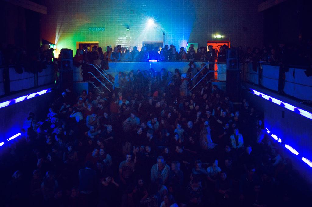 Publikum der Kiez Oper