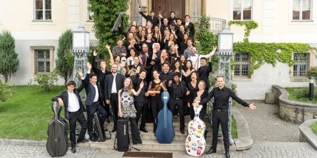 Krzyżowa-Music, Teilnehmer der Workshops beim Festival