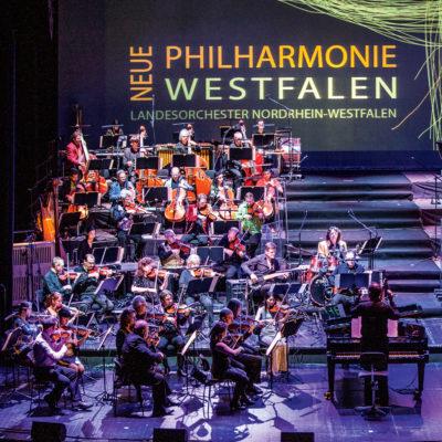 Neue Philharmonie Westfalen. NPW goes ...