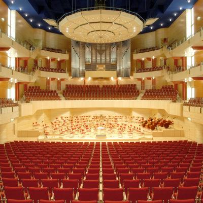 Philharmonie Essen, Alfried Krupp Saal © Frank Vinken