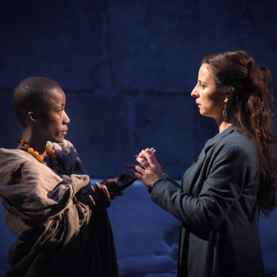 "Szenenbild aus ""Dido and Aeneas"""