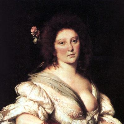 Barbara Strozzi. Gemälde von Bernardo Strozzi ca. 1630-1640
