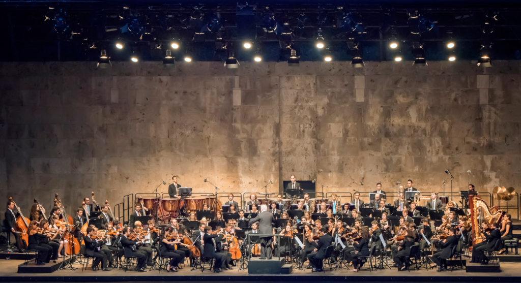 West-Easter Divan Orchestra und Daniel Barenboim