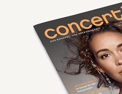 concerti Cover September 2018