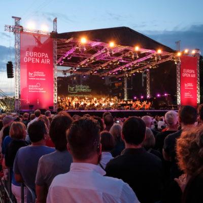 Europa Open Air: Konzert des hr-Sinfonieorchesters