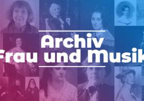 Collage Komponistinnen