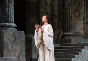 """Szenenbild aus """"Idomeneo"""""""