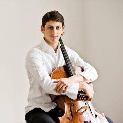 Podium der Jungen: Narek Hakhnazaryan