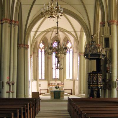 St. Marien Lemgo