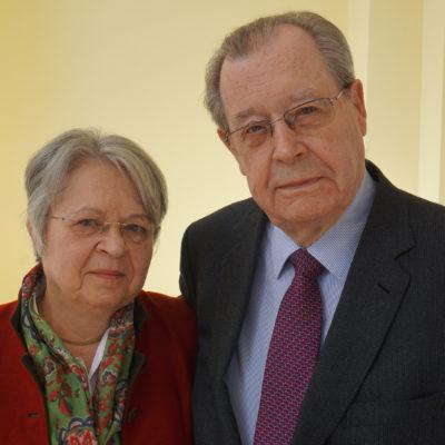 Jutta und Witiko Adler