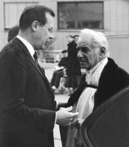 Witiko Adler und Leonard Bernstein