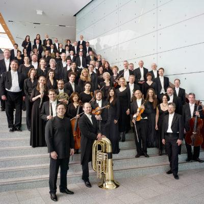 Die Bochumer Symphoniker mit Generalmusikdirektor Steven Sloane