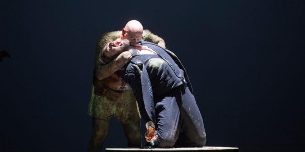 """""""Die Gezeichneten"""" am Opernhaus Zürich mit John Daszak & Thomas Johannes Mayer"""