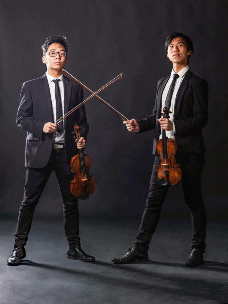 TwoSet Violin