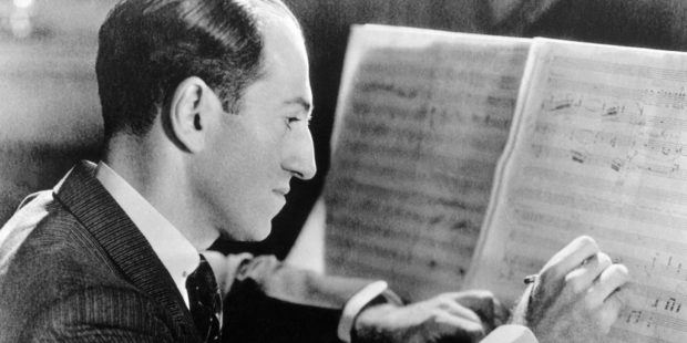 "Filmstill aus ""Gershwin, der amerikanisch Klassiker"