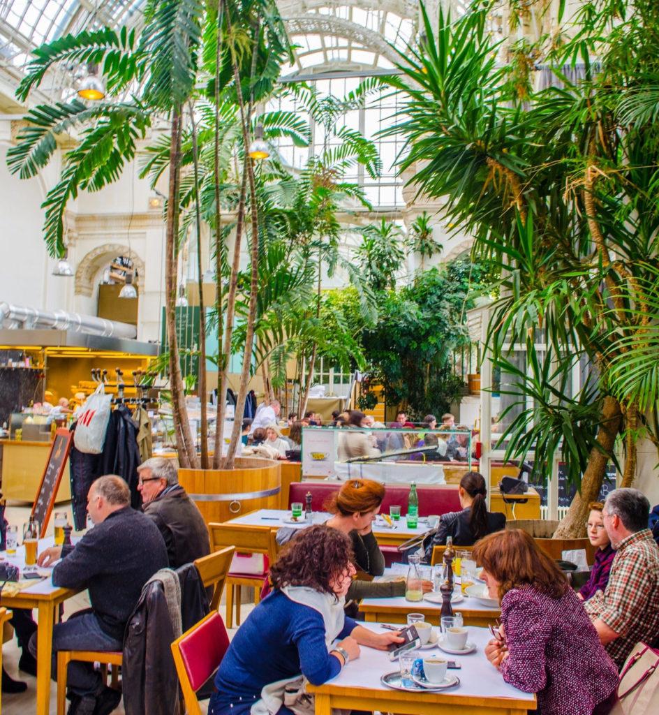 Café im Palmengarten Wien
