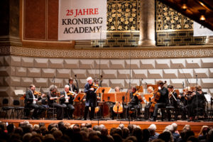 25 Jahre Kronberg Academy, Jubiläumskonzert mit Gidon Kremer
