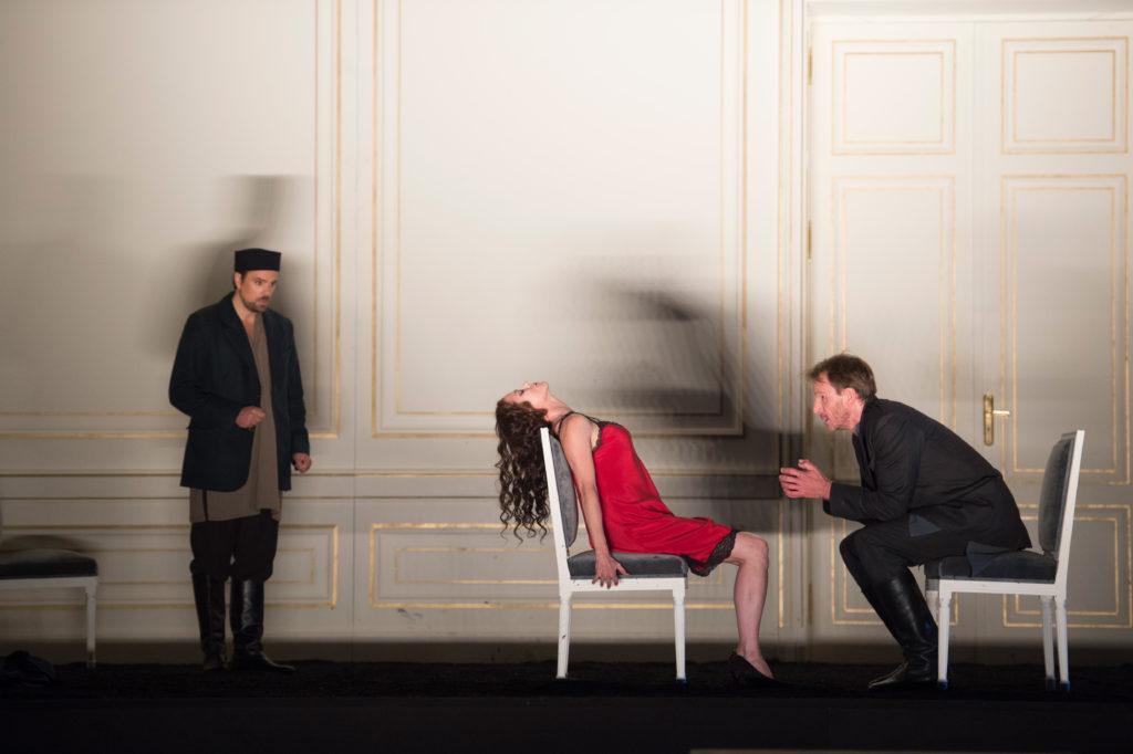 """Szenenbild aus """"Bérénice"""""""