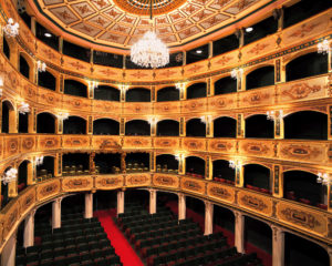Teatru Manoel in Valletta