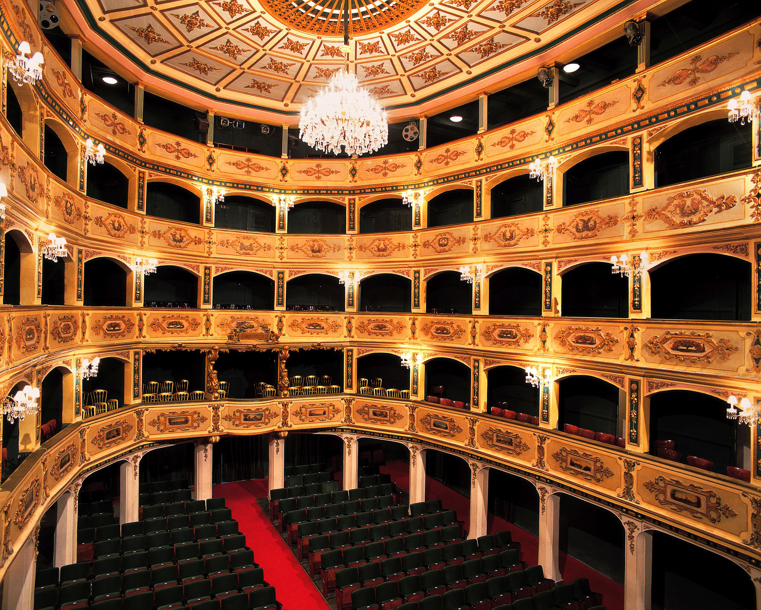 Teatru Manoel in Valletta