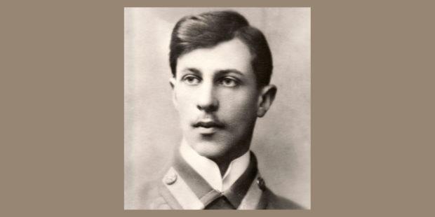 Vsevolod Zaderatsky, 1915