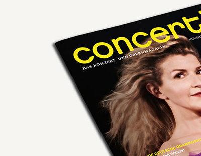 concerti Cover November 2018