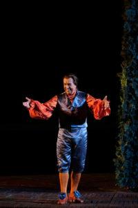 Leo Nucci gibt seine Abschiedsvorstellung in seiner Paraderolle als Barbier von Sevilla