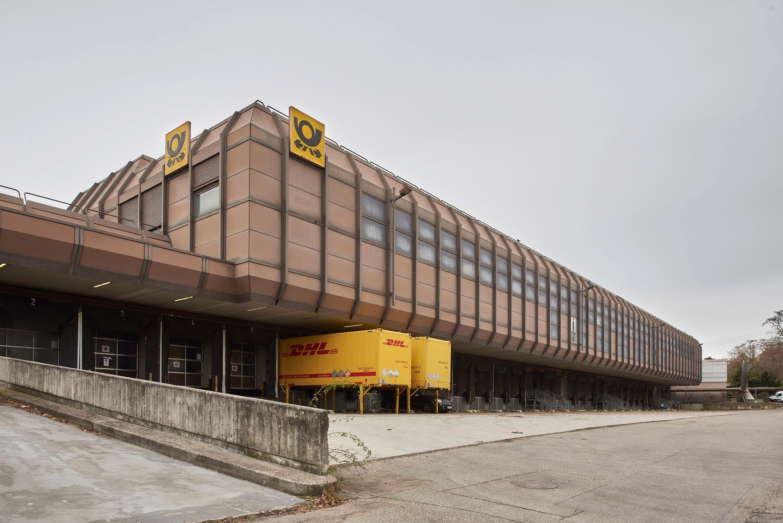 Altes Paketpostamt Stuttgart