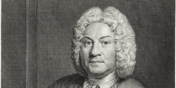 François Couperin, Stich von Jean Charles Flipart, 1735