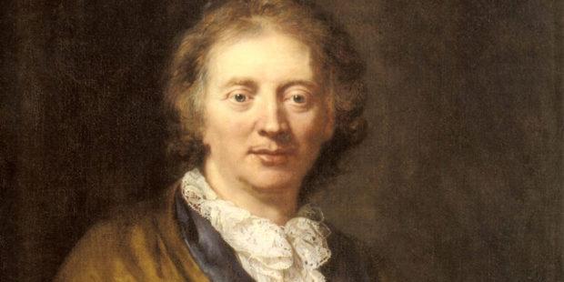 François Couperin, Gemälde 1. Hälfte des 18. Jh.