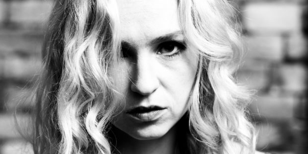 """Vorabmotiv zu """"Der Widerspenstigen Zähmung"""": Anna Schumacher, Darstellerin der """"Katharina"""""""