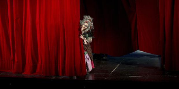 "Szenenbild aus ""Hänsel und Gretel"""