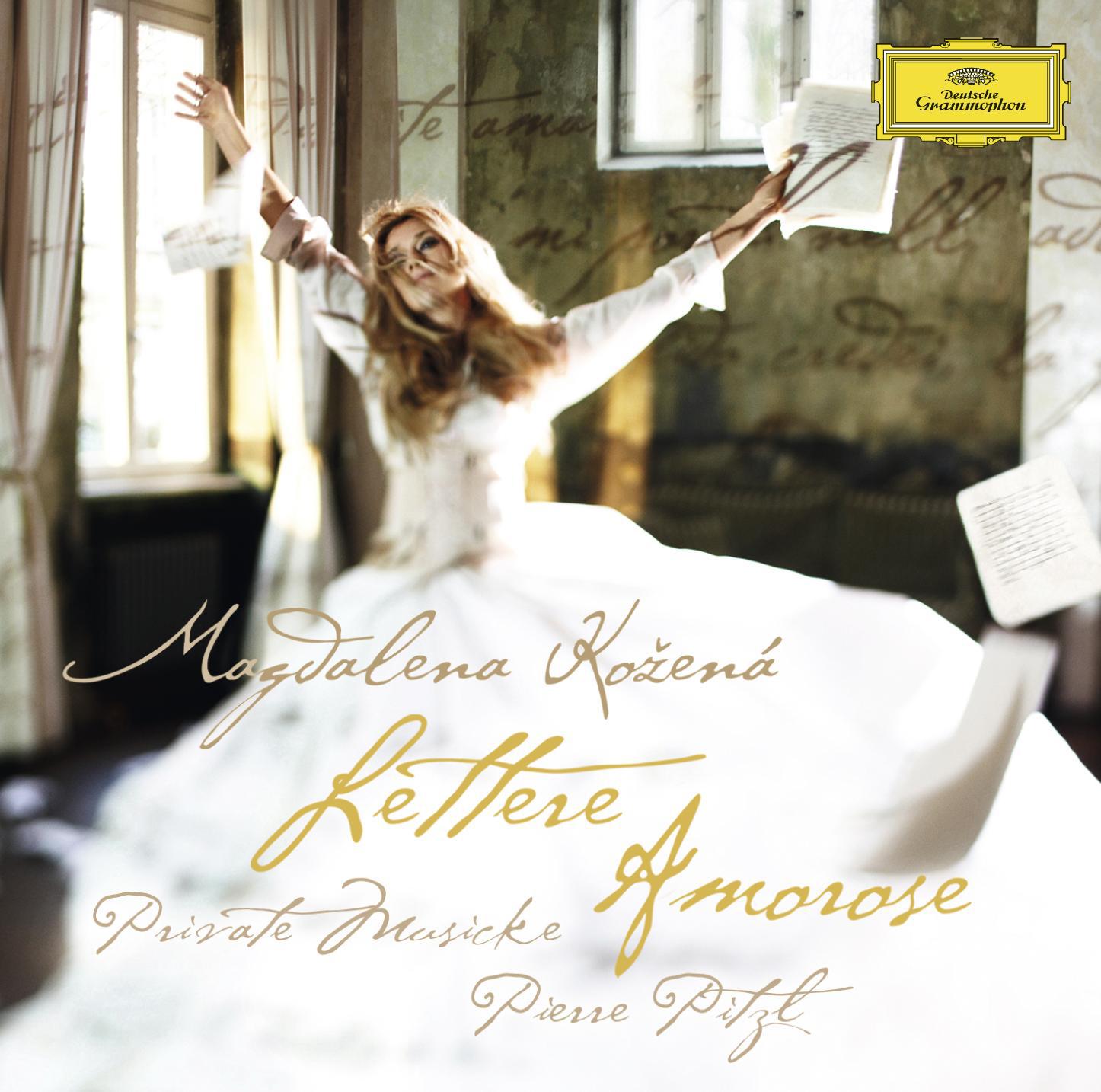 Cover der CD von Magdalena Kožená