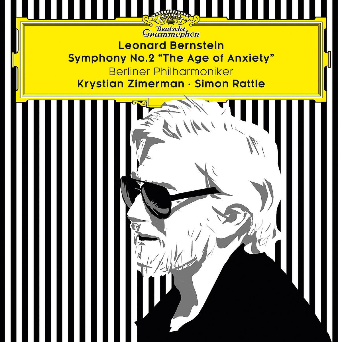 Cover zur CD von Krystian Zimerman