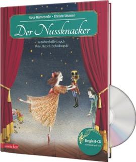 """Musikalisches Kinderbuch """"Der Nussknacker"""""""