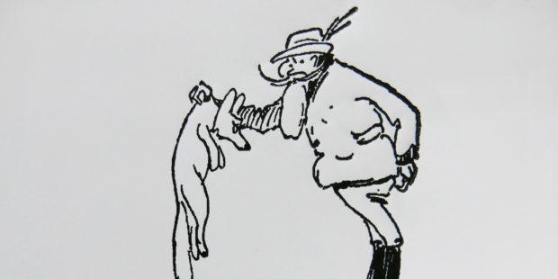 """Symbolbild zu """"Das schlaue Füchslein"""""""