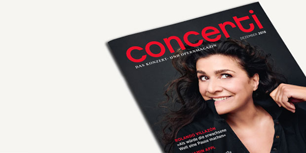 concerti Cover Dezember 2018