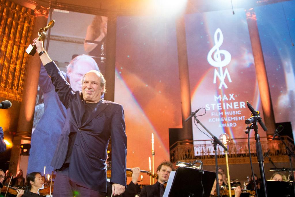 Verleihung des Max Steiner Awards an Hans Zimmer