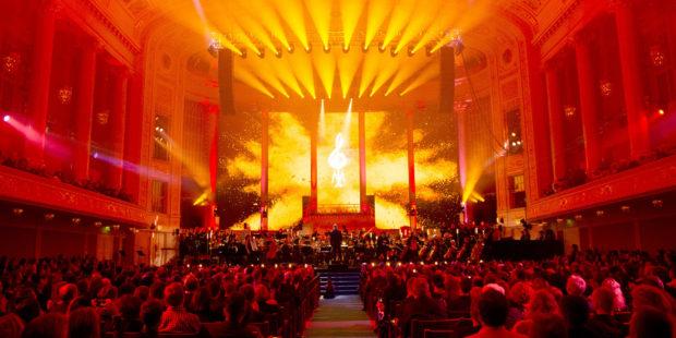 Hollywood in Vienna/3Sat: Preisträger Hans Zimmer und das ORF Radio Symphonieorchester Wien