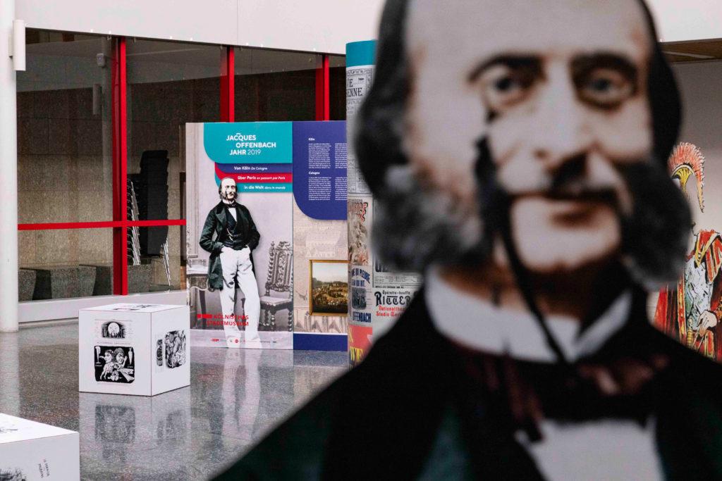 Ausstellung zu Jacques Offenbach